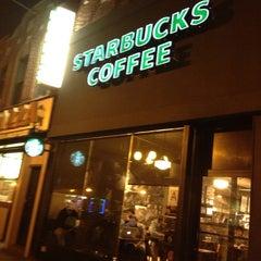 Photo taken at Starbucks by Teresa H. on 4/17/2014