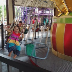 Photo taken at Funland by Colleen L. on 9/4/2015