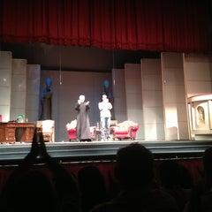 Photo taken at Teatro Marsano by Robert A. on 3/7/2013