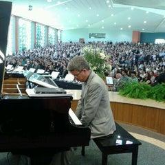 Photo taken at Igreja Adventista do Sétimo Dia - UNASP-EC by Paulo C. on 4/21/2013
