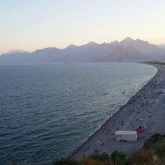 Photo taken at Beach Park by Süleyman Ö. on 6/22/2013