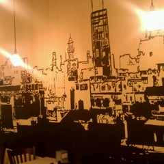 Photo taken at Shadman Restaurant by Gabe L. on 10/19/2012