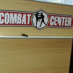 Photo taken at Combat Center by Marcus Victor C. on 3/22/2013
