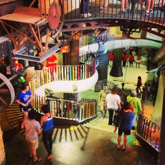 Photo taken at City Museum by Micah F. on 7/14/2013