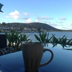 Photo taken at Island Brew Coffeehouse by Pamela M. on 6/27/2013