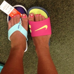 Photo taken at Shoe Carnival by Candis O. on 5/26/2014