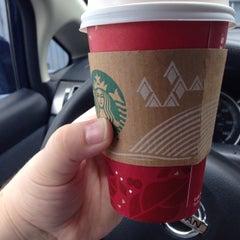 Photo taken at Starbucks by Jessie R. on 11/2/2013