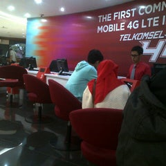 Photo taken at graPARI Telkomsel by maul on 1/21/2015