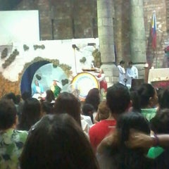 Photo taken at St. Peter's Parish Cavite by Recie Ann V. on 12/24/2013
