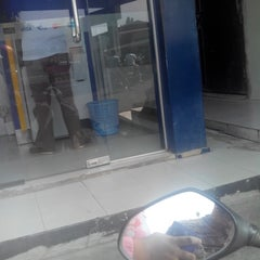 Photo taken at ATM Mandiri SPBU 4450120 by Tomy S. on 7/6/2014