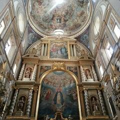 Photo taken at Catedral de Nuestra Señora de la Inmaculada Concepción by Jonn J. on 3/28/2013