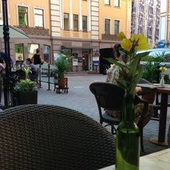 Photo taken at Mario's by Ирина Б. on 6/7/2013
