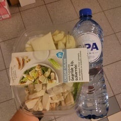 Photo taken at Albert Heijn by Taras K. on 9/19/2014