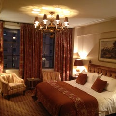 Photo taken at St. Regis Washington D.C. by Josh on 12/23/2012