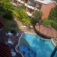 Photo taken at Hotel Baga Marina by Christiaan O. on 11/2/2013