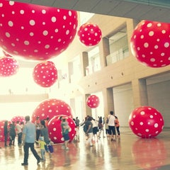Photo taken at 대구시립미술관 (Daegu Art Museum) by Young Kyung L. on 9/20/2013