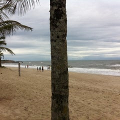 Photo taken at Praia dos Paraguaios by Marison F. on 4/13/2014