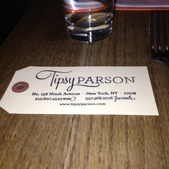 Photo taken at Tipsy Parson by Kacie R. on 5/12/2013
