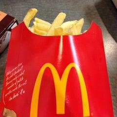 Photo taken at McDonald's by Aj P. on 5/9/2013