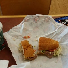 Photo taken at Jersey Mike's Subs by Kevin Douglas B. on 8/5/2014