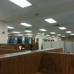 Photo taken at UTA Library by Jessica N. on 3/26/2013