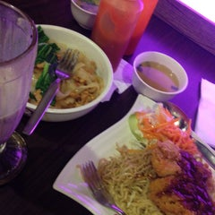 Photo taken at Solaria by deny r. on 7/8/2015
