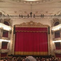 Photo taken at Teatre Tívoli by Khalil A. on 3/23/2013