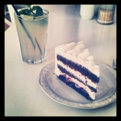 Photo taken at Café Vux by Miss C. on 6/19/2013