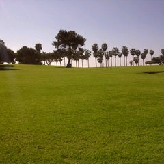 Photo taken at Mission Bay Park by Goktug A. on 4/4/2013