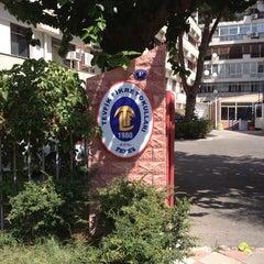 Photo taken at Tevfik Fikret Lisesi by İrem on 8/28/2013