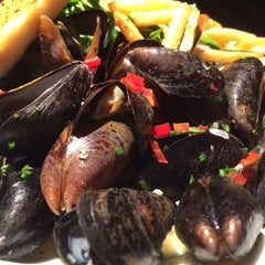Photo taken at Eat Here Sarasota by Destination Cuisine L. on 3/7/2014