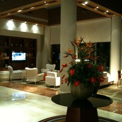 Photo taken at Doubletree by Hilton San Juan by Abel V. on 5/4/2013