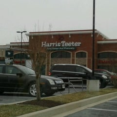 Photo taken at Harris Teeter by Shelley S. on 3/18/2013