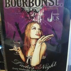 Photo taken at Bourbon by Barbara C. on 2/5/2013