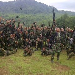 Photo taken at Kodam VII/Wirabuana by indra h. on 3/25/2013