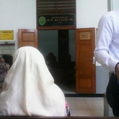 Photo taken at Pengadilan Negeri Jakarta Selatan by Achmad Z. on 4/24/2014