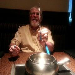 Photo taken at The Melting Pot by Steve Z. on 9/8/2014