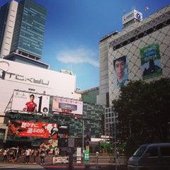 Photo taken at 渋谷駅 (Shibuya Sta.) by Daisuke K. on 6/17/2013