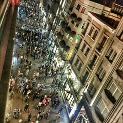 Photo taken at İstiklal Caddesi by ökkeş b. on 8/28/2015