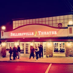Photo taken at Sellersville Theater 1894 by William Thomas C. on 1/25/2013