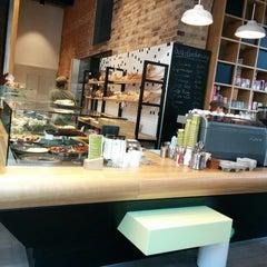 Photo taken at Bäckerei Felzl by marcus a. on 4/7/2014