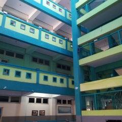 Photo taken at SMA Muhammadiyah 2 Surabaya by Fuad A. on 3/2/2014
