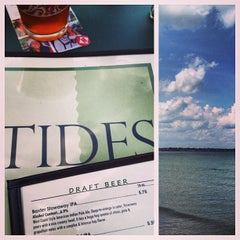 Photo taken at Tides by Lindsay A. on 5/30/2013