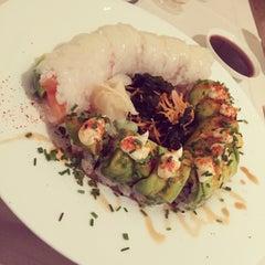 Photo taken at Saffron Fusion Restaurant by Maria C. on 3/30/2015