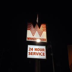 Photo taken at Whataburger by Frank R. on 12/1/2014