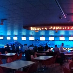 Photo taken at Cosmic Bowling by barmen Ilkay Ç. on 5/9/2013