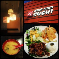 Photo taken at Niko Niko Sushi - City of Industry by Marco N. on 3/8/2015