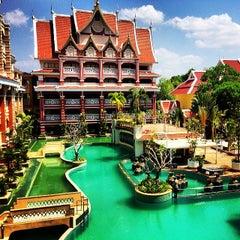 Photo taken at Ayodhaya Suites Resort & Spa by Ms Lina 👑 on 2/24/2014