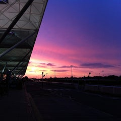 Photo taken at London Stansted Airport (STN) by Rocio M. on 6/16/2013