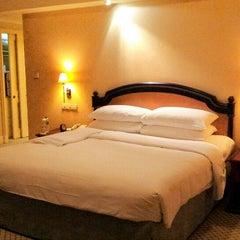 Photo taken at Shangri-La Hotel by Jeremias M. on 11/2/2012